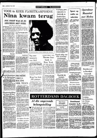 Rotterdamsch Parool / De Schiedammer 1966-04-23