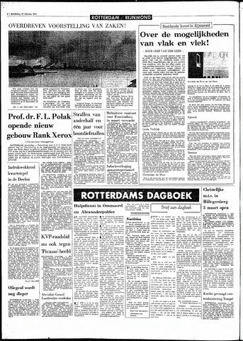 Rotterdamsch Parool / De Schiedammer 1970-02-26