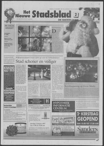 Het Nieuwe Stadsblad 1996-12-24