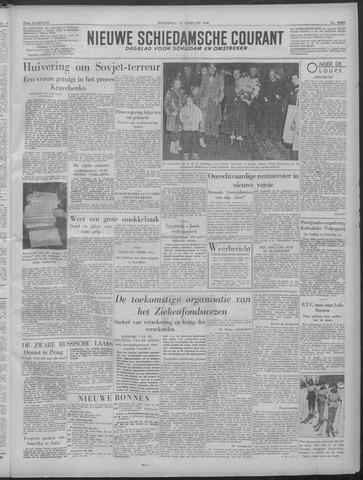 Nieuwe Schiedamsche Courant 1949-02-24