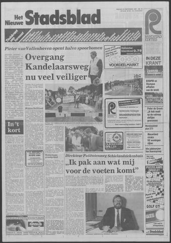 Het Nieuwe Stadsblad 1985-09-20