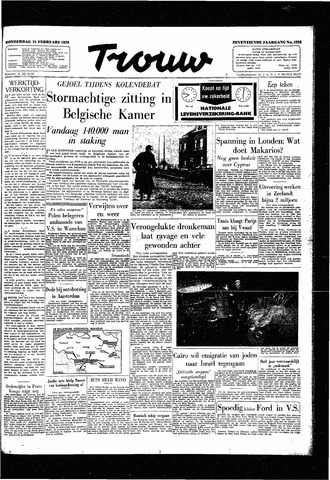 Trouw / De Rotterdammer 1959-02-19
