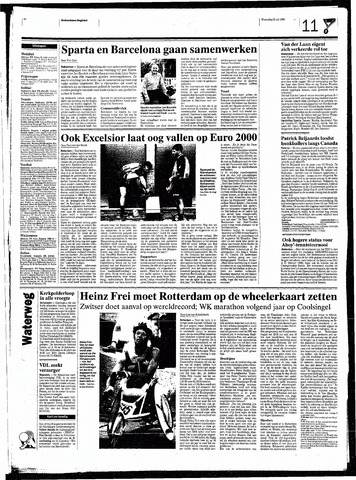 Rotterdamsch Nieuwsblad / Schiedamsche Courant / Rotterdams Dagblad / Waterweg / Algemeen Dagblad 1998-07-29