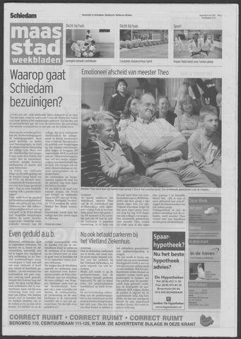 Maaspost / Maasstad / Maasstad Pers 2009-07-15