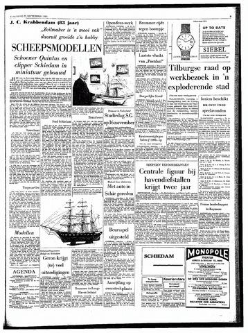 Rotterdamsch Parool / De Schiedammer 1963-09-25