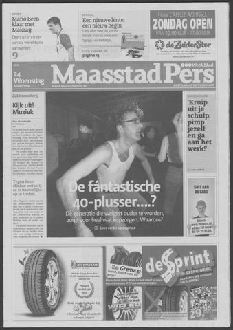 Maaspost / Maasstad / Maasstad Pers 2010-03-24