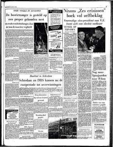 Rotterdamsch Parool / De Schiedammer 1962-08-06
