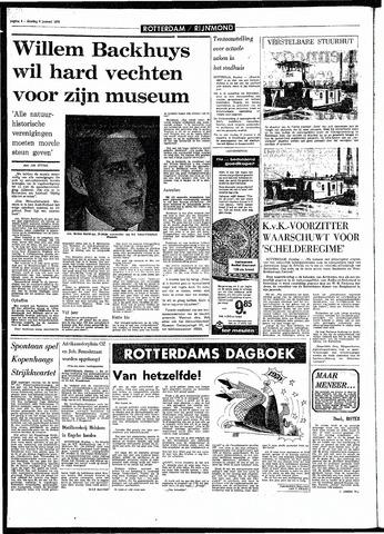 Rotterdamsch Parool / De Schiedammer 1970-01-06