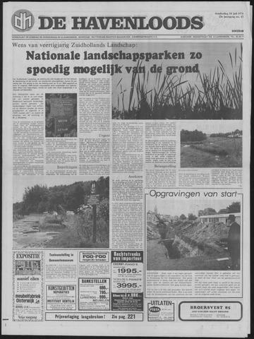 De Havenloods 1974-07-18