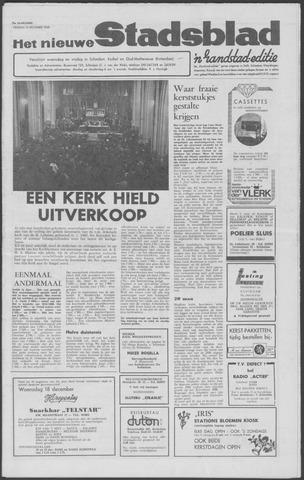 Het Nieuwe Stadsblad 1968-12-13