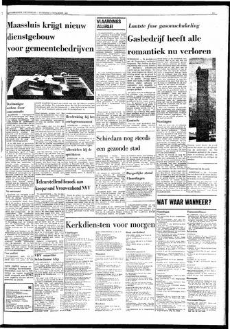 Rotterdamsch Nieuwsblad / Schiedamsche Courant / Rotterdams Dagblad / Waterweg / Algemeen Dagblad 1968-11-02