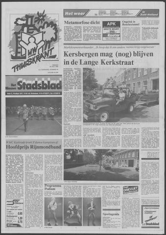 Het Nieuwe Stadsblad 1989-07-28