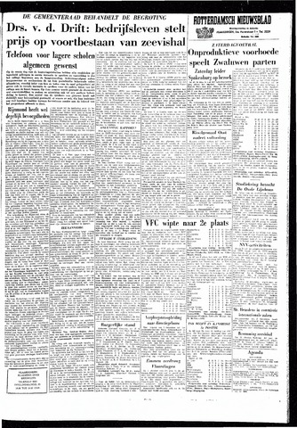 Rotterdamsch Nieuwsblad / Schiedamsche Courant / Rotterdams Dagblad / Waterweg / Algemeen Dagblad 1964-11-18