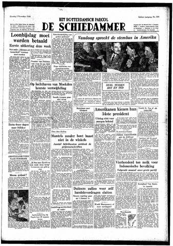 Rotterdamsch Parool / De Schiedammer 1948-11-02