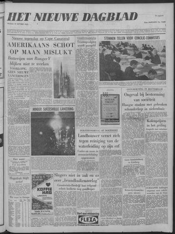 Nieuwe Schiedamsche Courant 1962-10-19
