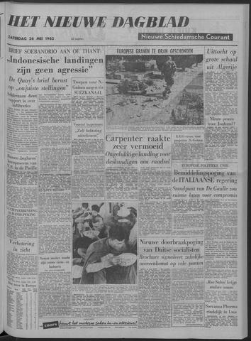 Nieuwe Schiedamsche Courant 1962-05-26