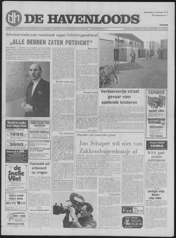 De Havenloods 1974-02-14
