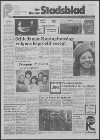 Het Nieuwe Stadsblad 1982-04-16