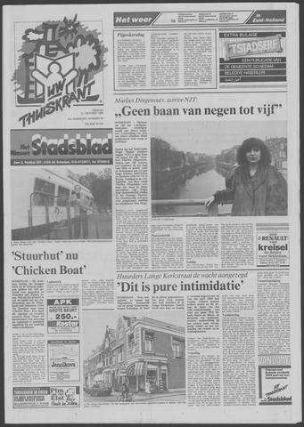Het Nieuwe Stadsblad 1988-10-21