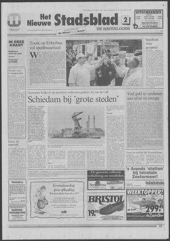 Het Nieuwe Stadsblad 1997-04-24
