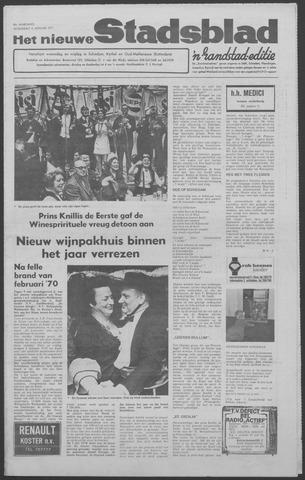 Het Nieuwe Stadsblad 1971
