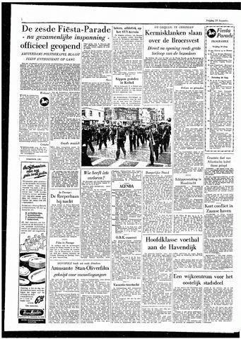 Rotterdamsch Parool / De Schiedammer 1955-08-19