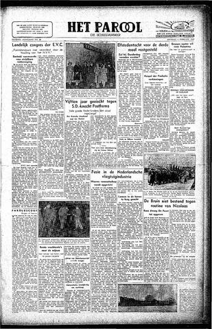 Rotterdamsch Parool / De Schiedammer 1947-02-04