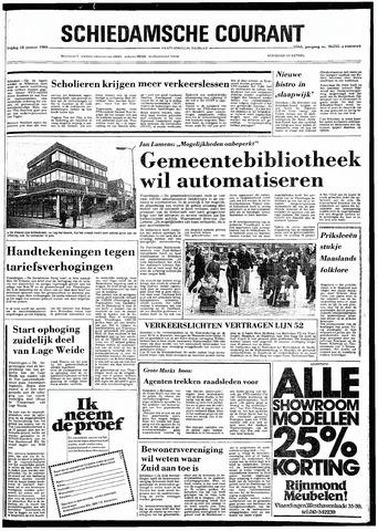 Rotterdamsch Nieuwsblad / Schiedamsche Courant / Rotterdams Dagblad / Waterweg / Algemeen Dagblad 1980-01-18