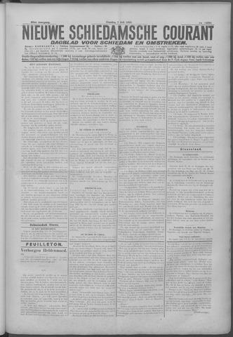 Nieuwe Schiedamsche Courant 1925-07-07