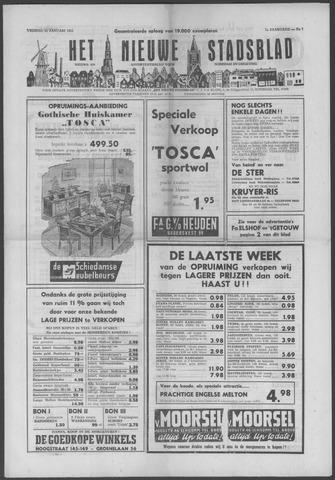 Het Nieuwe Stadsblad 1955-01-21