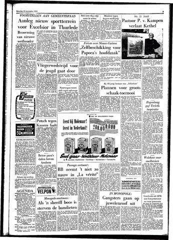 Rotterdamsch Parool / De Schiedammer 1961-09-16