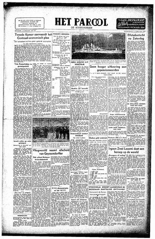 Rotterdamsch Parool / De Schiedammer 1947-02-06