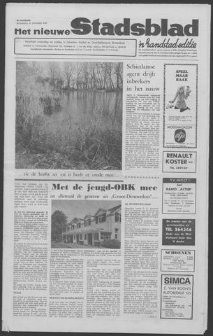 Het Nieuwe Stadsblad 1969-09-24