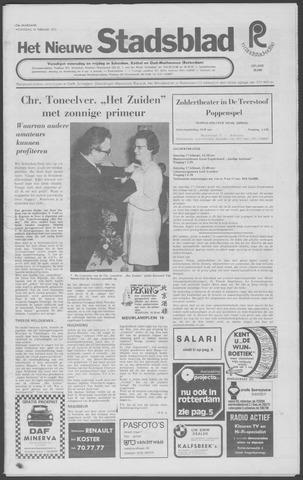 Het Nieuwe Stadsblad 1973-02-14