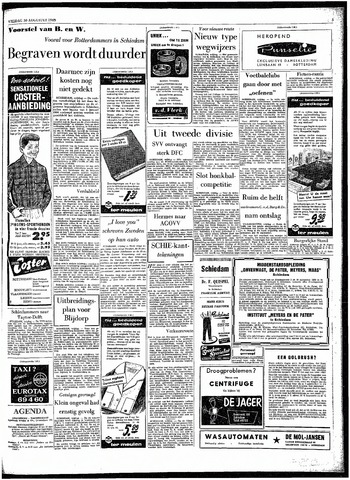 Rotterdamsch Parool / De Schiedammer 1963-08-30