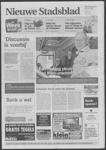 Het Nieuwe Stadsblad 2011-03-23