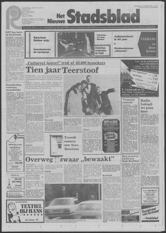 Het Nieuwe Stadsblad 1982-10-13