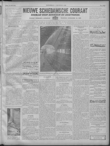 Nieuwe Schiedamsche Courant 1932-12-01