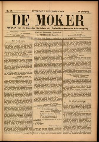 De Moker 1904-09-03
