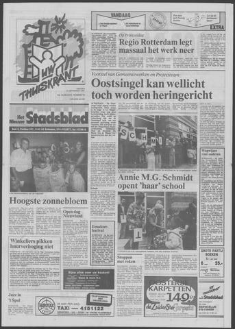 Het Nieuwe Stadsblad 1991-09-13