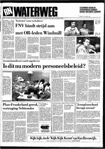 Rotterdamsch Nieuwsblad / Schiedamsche Courant / Rotterdams Dagblad / Waterweg / Algemeen Dagblad 1985-10-04