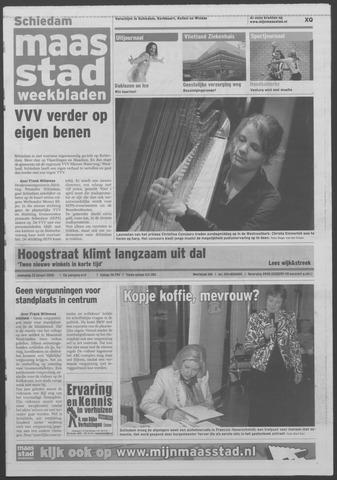 Maaspost / Maasstad / Maasstad Pers 2008-01-23