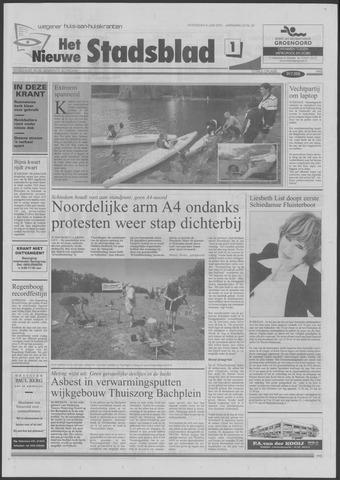 Het Nieuwe Stadsblad 2001-06-06