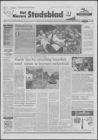 Het Nieuwe Stadsblad 2001-08-22