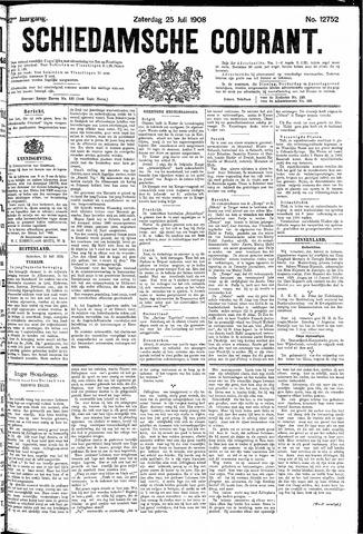 Schiedamsche Courant 1908-07-25
