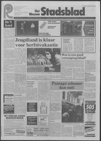 Het Nieuwe Stadsblad 1983-10-14