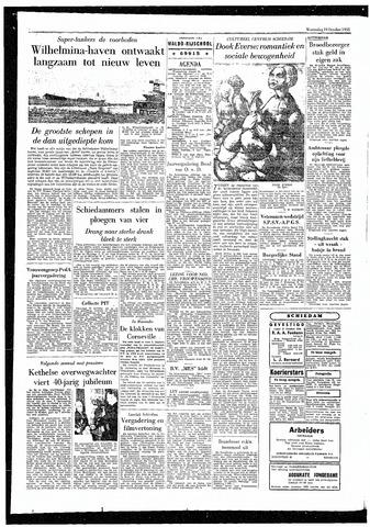 Rotterdamsch Parool / De Schiedammer 1955-10-19