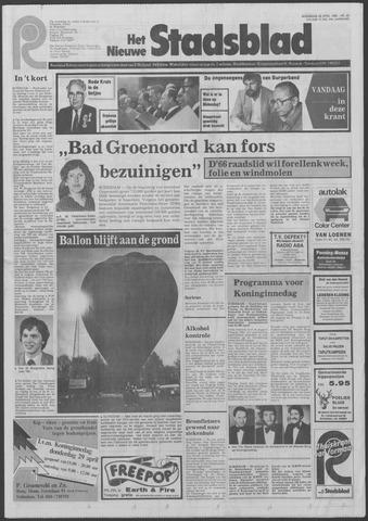 Het Nieuwe Stadsblad 1982-04-28