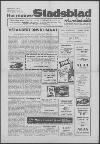 Het Nieuwe Stadsblad 1961-06-21