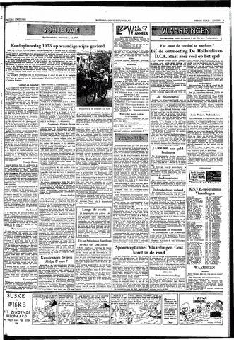 Rotterdamsch Nieuwsblad / Schiedamsche Courant / Rotterdams Dagblad / Waterweg / Algemeen Dagblad 1953-05-01